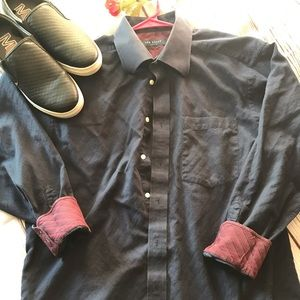 Ted Baker London men's shirt  sz 16 1/2 34/35